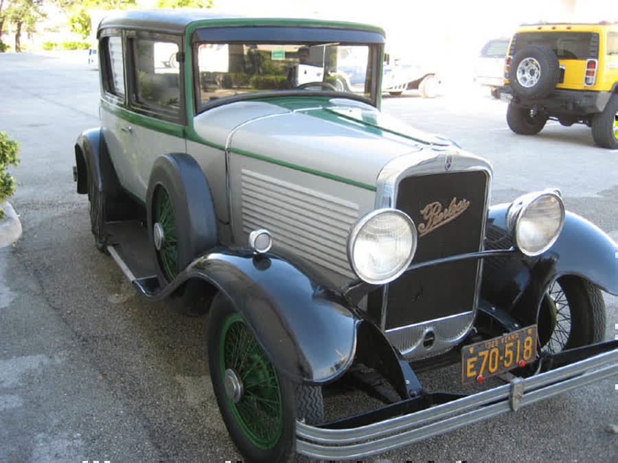 1929 Peerless Car Pictures To Pin On Pinterest Pinsdaddy