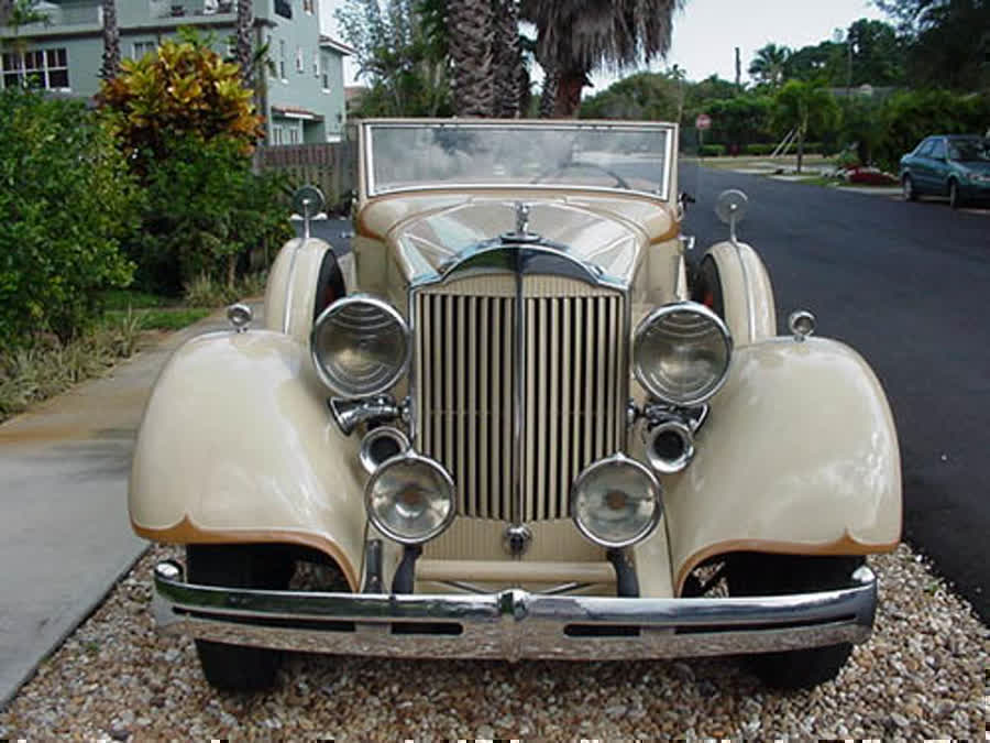 Packard cars for sale | Victory Cars