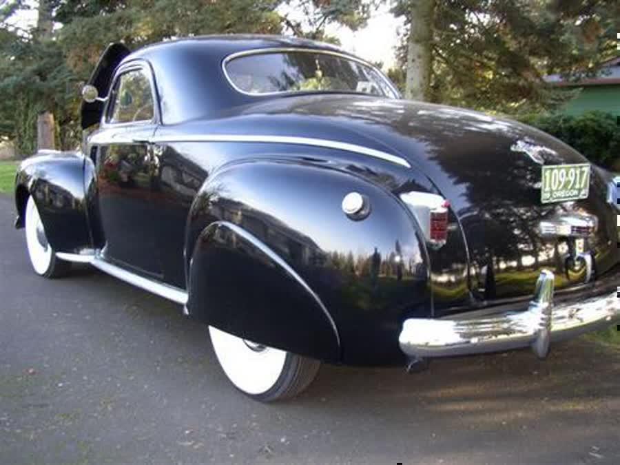 1941 chrysler 2 passenger coupe for 1941 chrysler royal 3 window coupe