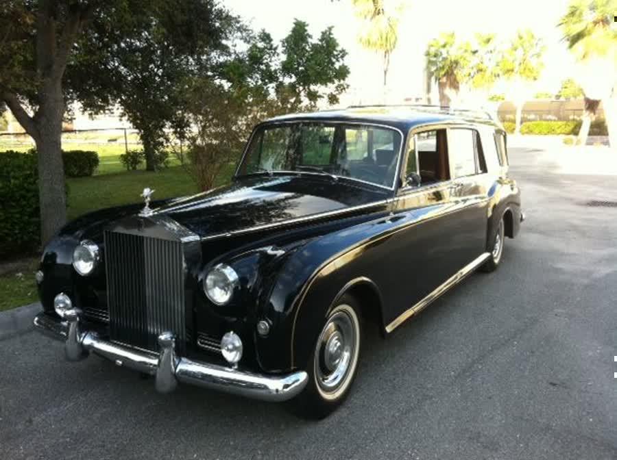 1960 Rolls Royce Phantom V Estate wagon