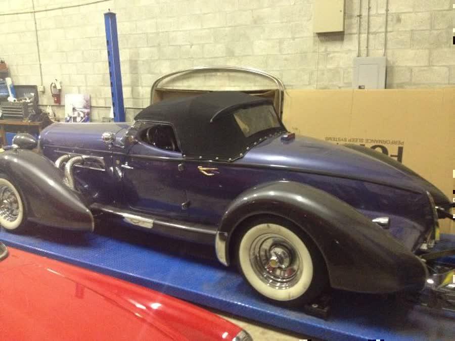Ft Lauderdale Classic Car Dealership