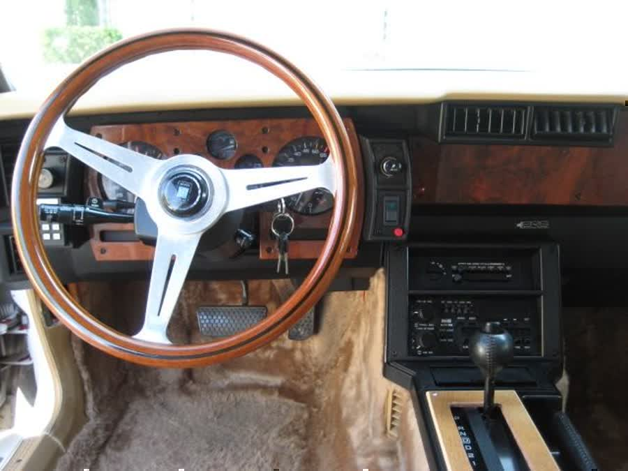 Here We Have A 1984 Johnson Phantom This Is Factory Built Car In The 80 S And 90 By Called Motorcars Out Of Davie Florida