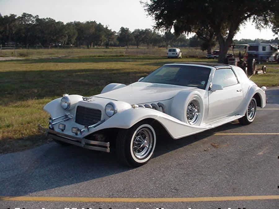 1989 National Motor Cars Johnson Phantom