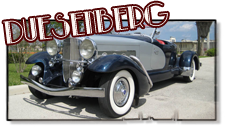 Duesenberg cars for sale